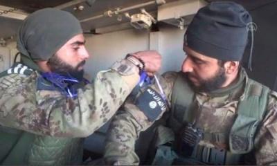 Συρία: Οπτικοακουστικό υλικό τζιχαντιστών του ISIS ρίχνει λάδι στη φωτιά που «καίει» τον Erdogan