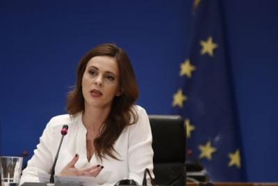 Αχτσιόγλου (ΣΥΡΙΖΑ): Τεράστιο το κόστος του σχεδίου ιδιωτικοποίησης της επικουρικής ασφάλισης