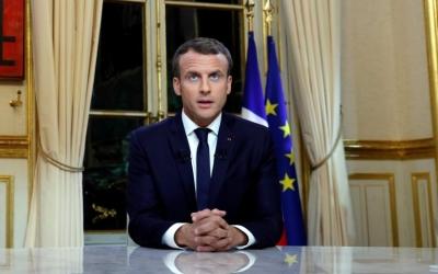 Macron για 25η Μαρτίου: Η Γαλλία στο πλευρό της Ελλάδας όταν υπάρχει απειλή