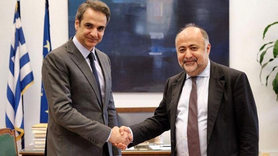 Δημήτρης Τσιόδρας: Ο Λιγνάδης δεν ήταν φίλος του πρωθυπουργού