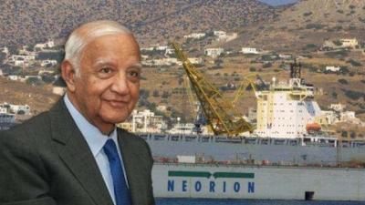 Πέθανε ο πρώην πρόεδρος των ναυπηγείων Ελευσίνας και Νεωρίου, Νίκος Ταβουλάρης