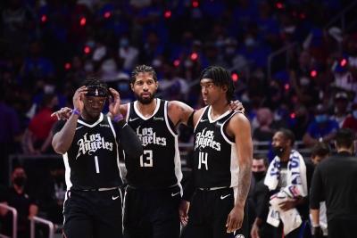 NBA: Οι Clippers στους τελικούς της Δύσης για πρώτη φορά, παραμένουν ζωντανοί οι Sixers (vid)
