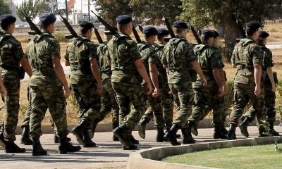 Στρατός Ξηράς: Από τις 9 έως τις 12 Ιουνίου 2020 η κατάταξη με τη Γ' ΕΣΣΟ
