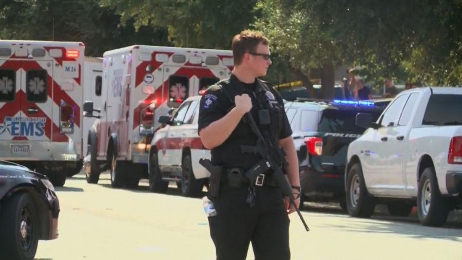 ΗΠΑ: Τρεις νεκροί σε ένοπλη επίθεση στο Τέξας