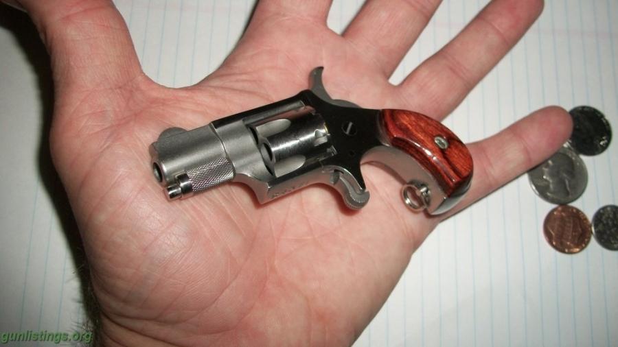 North American Arms 22 - Μινιμαλισμός