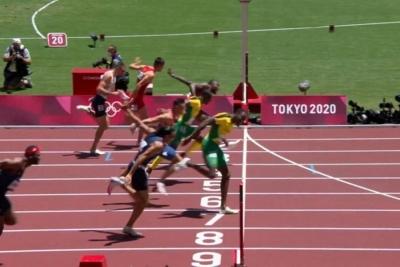 Εμπόδια: Χρυσό μετάλλιο και φοβερή ανατροπή για τον Τζαμαϊκανό Πάρτσμεντ! (video)