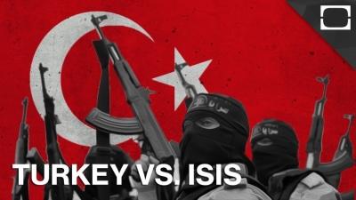 ΗΠΑ: Κυρώσεις σε άτομα και επιχειρήσεις με έδρα την Τουρκία που στηρίζουν το Ισλαμικό Κράτος
