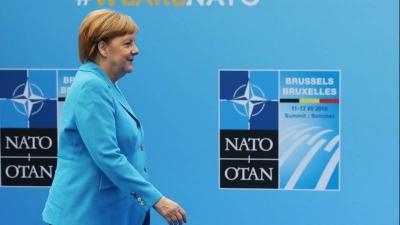 Merkel: Στην ατζέντα του ΝΑΤΟ οι προκλήσεις Κίνας και Ρωσίας … αλλά και ιδέες για το Αφγανιστάν