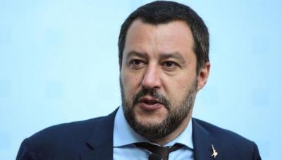 Παρέμβαση Salvini για τον προϋπολογισμό: Στόχος μας η ανάπτυξη της Ιταλίας και όχι οι αριθμοί – Κρίσιμη συνάντηση με τον Conte (26/11)