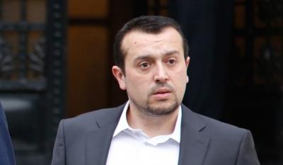 Παππάς: Ο Στουρνάρας εκφράζεται με την ιδιότητα του αποτυχημένου υπουργού Οικονομικών του Σαμαρά