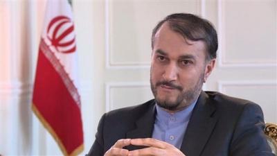 Amir-Αbdollahian (Ιράν) για επανέναρξη διαλόγου για το πυρηνικό πρόγραμμα: Έχουμε διαφορετική προσέγγιση του «σύντομα» με τη Δύση