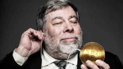 Wozniak (συνιδρυτής Apple): Το Bitcoin είναι ένα μαθηματικό θαύμα, είναι καλύτερο από τον χρυσό
