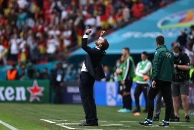 Σάουθγκεϊτ: «Θα ήταν πολύ δύσκολο τρεις μέρες μετά να επαναλάβουμε νίκη στο Γουέμπλεϊ»