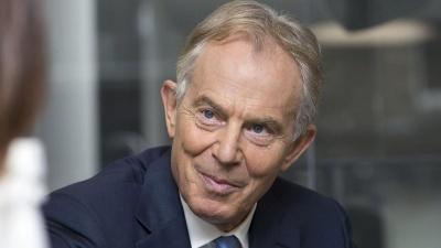 Βρετανία: Δεύτερο δημοψήφισμα για το Brexit προβλέπει ο Tony Blair
