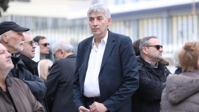 Παναγιώτης Φασούλας: Έτοιμος να παραιτηθεί από τη θέση του στο νέο ΔΣ της ΕΟΚ!