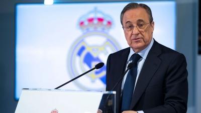 Ρεάλ Μαδρίτης: «Πόλεμος» με την La Liga, κινείται νομικά κατά του προέδρου της!