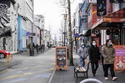 Η Ισλανδία ξεκίνησε την έκδοση ψηφιακών «πιστοποιητικών εμβολιασμού»