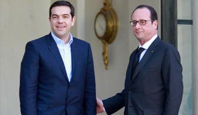 Τσίπρας σε Hollande: Σταθήκατε πραγματικός φίλος της Ελλάδας στα δύσκολα