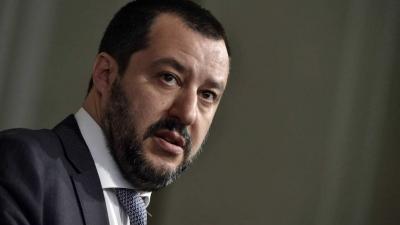 Salvini (Ιταλία): Ασθενής και άνευρη, η στάση των Βρυξελλών απέναντι στην τουρκική προκλητικότητα
