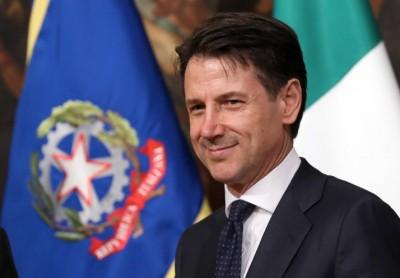 Conte: Συγκρατημένα αισιόδοξος για τη Σύνοδο Κορυφής