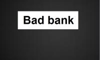 Υπάρχει μια ελληνική τράπεζα που είναι κακή και έχει πετύχει κέρδη 800 εκατ ευρώ – Ποια είναι;