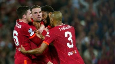 Λίβερπουλ - Μίλαν 3-2: Τρομερό σουτ του Χέντερσον και ανατροπή στην ανατροπή για τους «κόκκινους»! (video)
