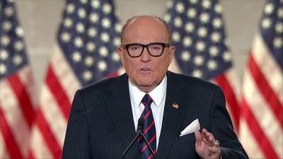 ΗΠΑ: Θετικός στον κορωνοϊό ο δικηγόρος του Donald Trump, Rudy Giuliani