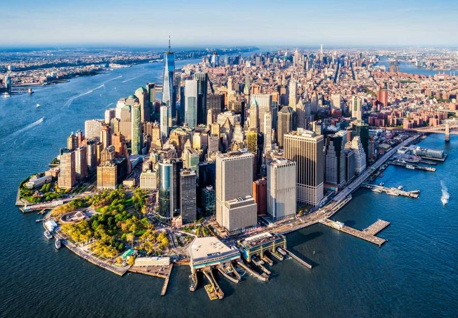 Η Νέα Υόρκη το μεγαλύτερο χρηματοοικονομικό κέντρο στον κόσμο - Πλήγμα στο Λονδίνο λόγω Brexit