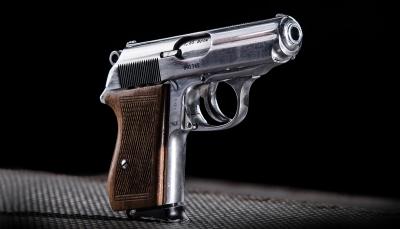 Walther PPK, το πιστόλι του James Bond