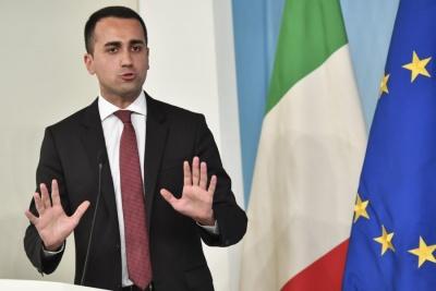 Di Maio (ΥΠΕΞ): Εργαζόμαστε ώστε η Ευρώπη να ανοίξει συντονισμένα τις πύλες της στον τουρισμό στις 15/6