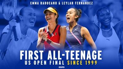 US Open: Πρώτος τελικός teenager από το 1999!
