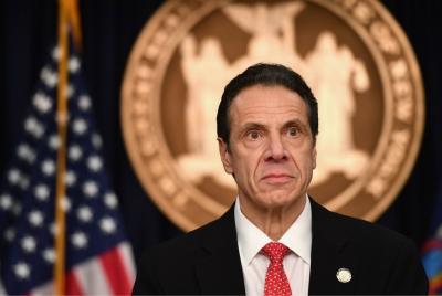 Cuomo (Νέα Υόρκη): Δεν παραιτείται αλλά ζητά ξανά συγγνώμη για τις κατηγορίες για σεξουαλική παρενόχληση