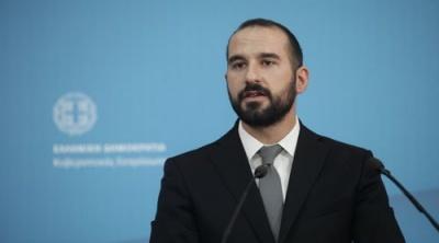 Τζανακόπουλος: Εκτός διαπραγμάτευσης οι περικοπές στις συντάξεις και το αφορολόγητο - Έχουν ψηφιστεί αντίμετρα