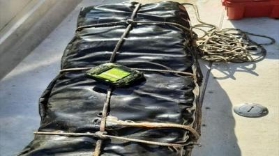 Κόρινθος - Κατάσχεση 46,71 κιλών κοκαΐνης σε φορτηγό πλοίο