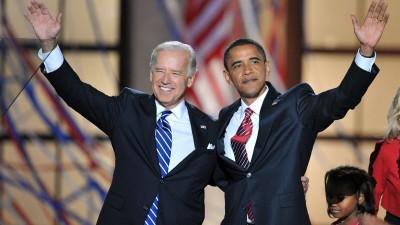 ΗΠΑ εκλογές: Προεκλογική εκστρατεία Biden στο Μίσιγκαν με τον Obama στο πλευρό του