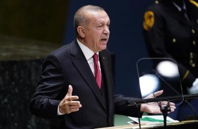 Erdogan: Μην βιαστείτε να κατηγορήσετε το Ιράν για τις επιθέσεις στις πετρελαϊκές εγκαταστάσεις της Aramco
