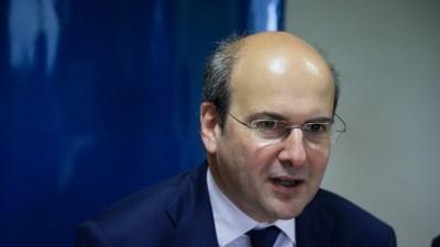 Χατζηδάκης: Από τη ΔΕΗ θα φύγουν 5.000 - 5.500 εργαζόμενοι - Θα μείνουν 12.000 υπάλληλοι