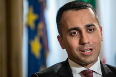 Di Maio: Ή θα πουν ναι στον Conte ή δεν υπάρχει λόγος συνάντησης με το Δημοκρατικό Κόμμα