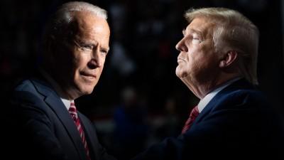 Προβάδισμα 8,1% του Biden 50,6% έναντι του Trump 42,5% - Από 14% έως 3% οι δημοσκοπικές διαφορές, debate και κορωνοιός ευνοούν Biden