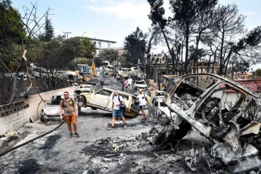 Τραγωδία στο Μάτι: Νέες αποκαλυπτικές καταθέσεις δείχνουν οτι όλοι γνώριζαν από νωρίς για νεκρούς - Γιατί δεν πέταξαν ποτέ τα ελικόπτερα
