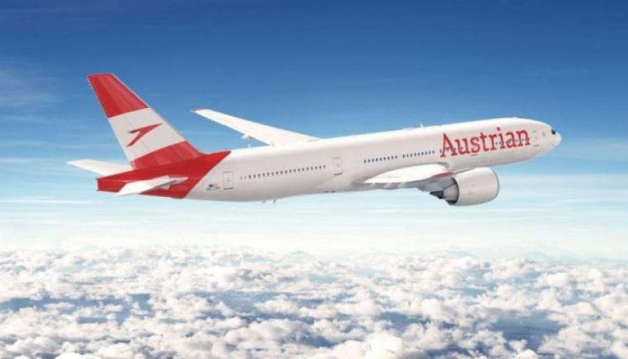 Τη Βιέννη με τα νησιά του Ιονίου θα συνδέει και φέτος η Austrian Airlines