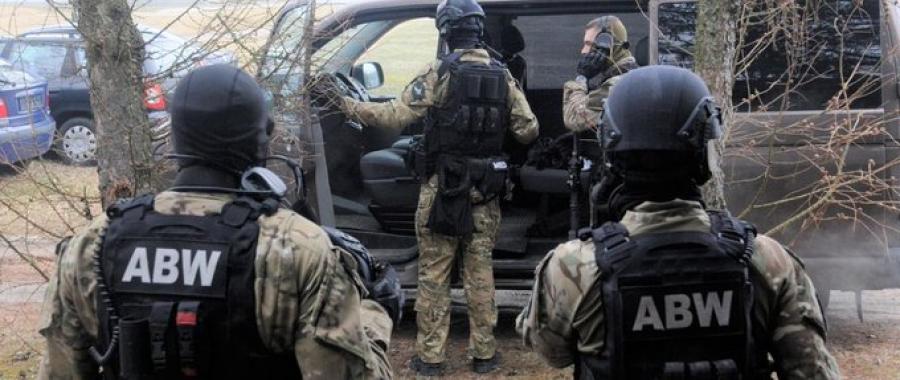 Πολωνία: Συνελήφθη άνδρας για κατασκοπεία υπέρ της Ρωσίας