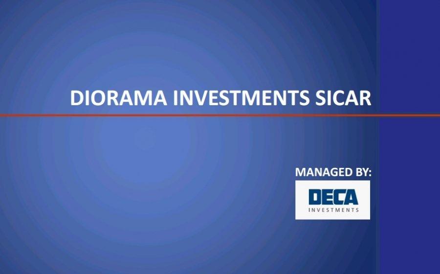 Επενδύσεις που θα τα 115 εκατ. ευρώ θα πραγματοποιήσει η Diorama 1 – Deca 35cdb02ad62