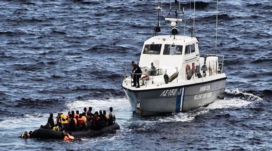Σύλληψη 3.170 παράτυπων προσφύγων και μεταναστών τον Ιανουάριο του 2020