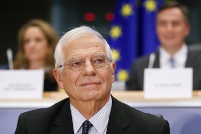Borrell: Η ΕE να προετοιμαστεί για δύσκολες στιγμές με τη Ρωσία