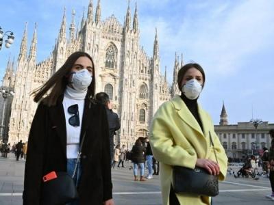 Ιταλία: Στους 297 οι θάνατοι το τελευταίο 24ωρο, 24.036 κρούσματα