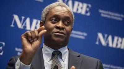 Bostic (Atlanta Fed): Στο τέλος του 2022 οι αυξήσεις των επιτοκίων λόγω υψηλότερου πληθωρισμού