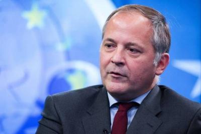 Coeure (ΕΚΤ): Το κλιμακωτό επιτόκιο καταθέσεων αυξάνει τη ρευστότητα των τραπεζών της περιφέρειας
