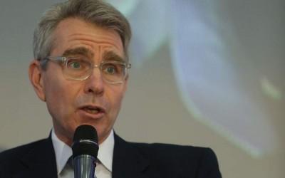 Pyatt (Πρέσβης ΗΠΑ): Η Ελλάδα, πυλώνας σταθερότητας, προσφέρει λύσεις στην Αν. Μεσόγειο
