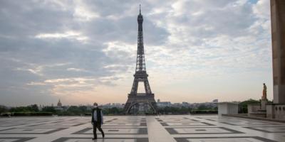 Γαλλία: Νέα περιοριστικά μέτρα στις μετακινήσεις στις «κόκκινες» περιοχές
